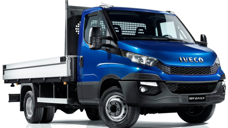 Iveco Daily med plan MY 2014